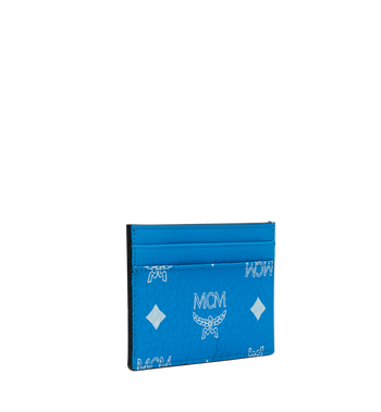 MCM ホワイトロゴ ヴィセトス カードケース Alternate View 2