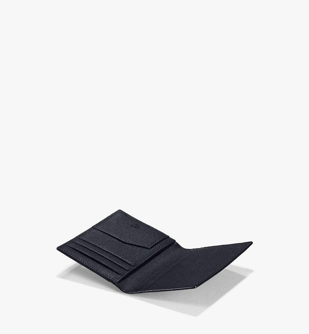 MCM Mena Bifold Card Wallet Black MXAAALM01BK001 Alternate View 1