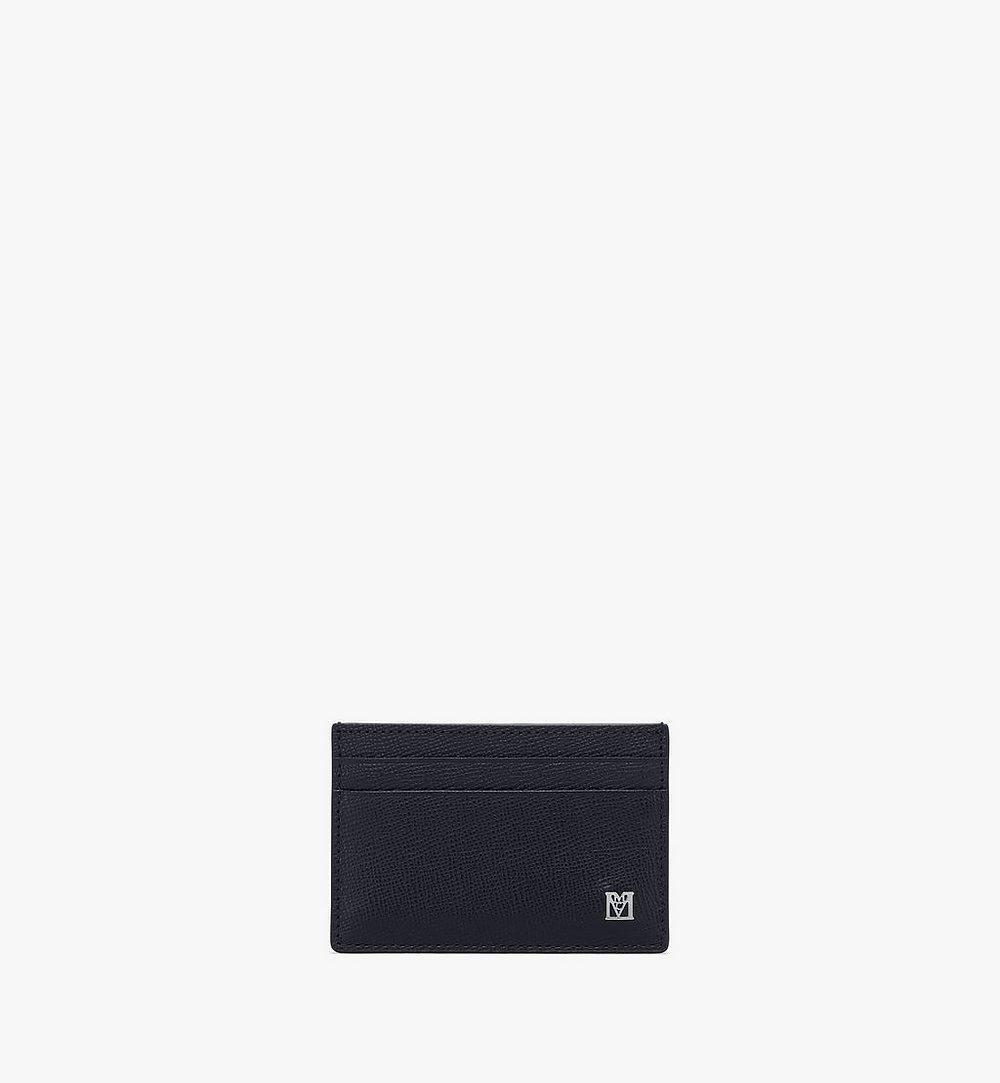 MCM Mena Card Case Black MXAAALM02BK001 Alternate View 1