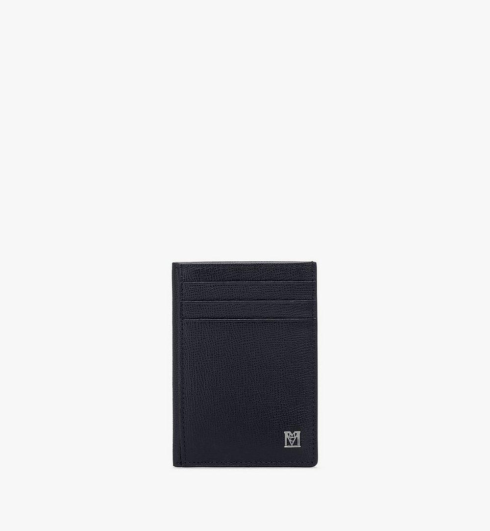 MCM Hochformatiges Mena Kartenetui Black MXAAALM03BK001 Noch mehr sehen 1