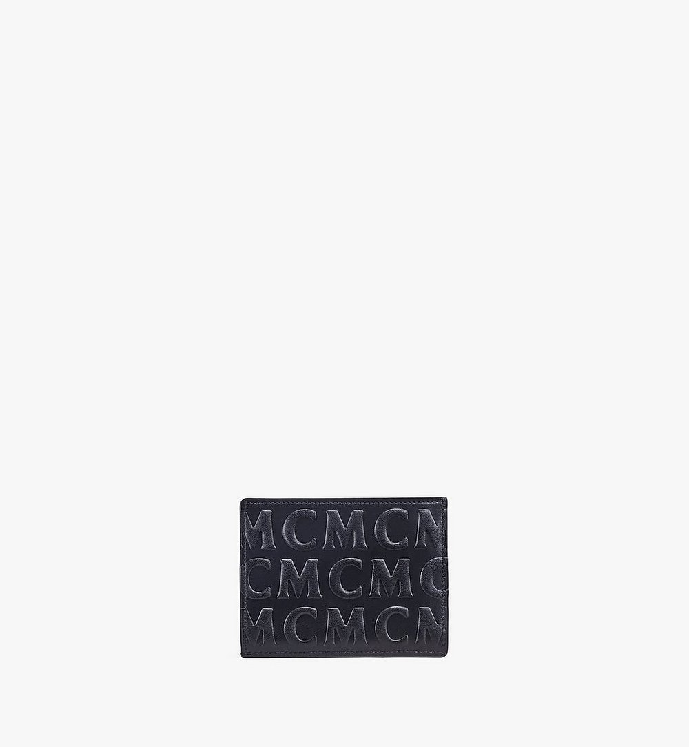 MCM Kartenetui aus Leder mit MCM-Monogramm Cognac MXAAAMD01BK001 Noch mehr sehen 2