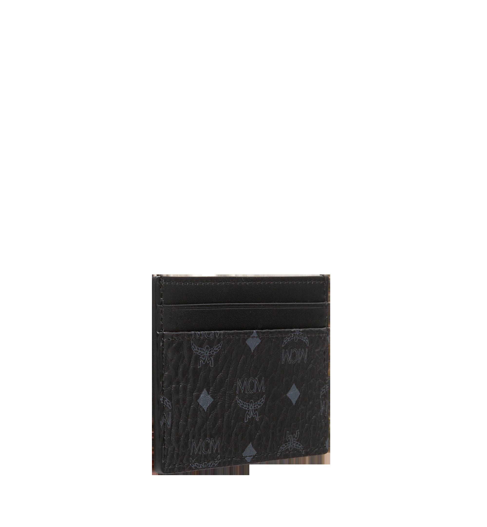 MCM Kartenetui in Visetos Original Black MXAAAVI01BK001 Noch mehr sehen 1