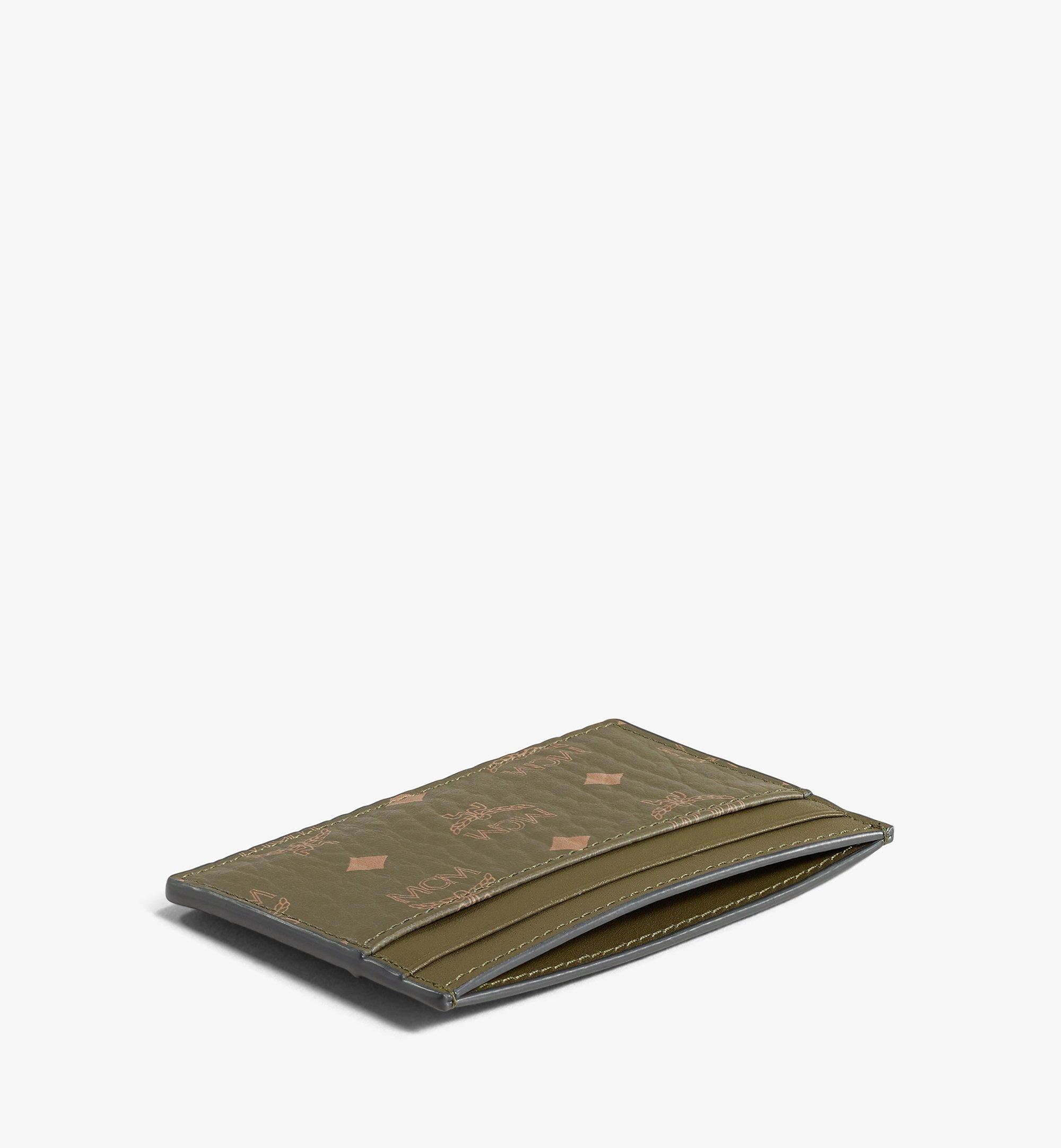 Mini Chain Wallet in Visetos Original Pink | MCM ®US