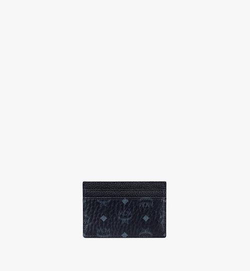 Card Case in Visetos Leather Mix