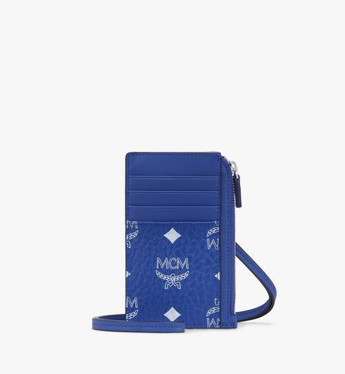 Lanyard Card Holder in Visetos