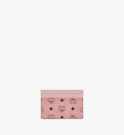 MCM 베이직 비세토스 오리지널 카드 케이스