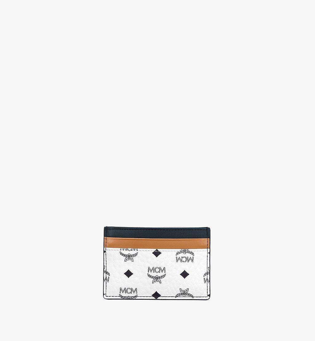 MCM Kartenetui in Visetos-Mix White MXABSVI02WT001 Noch mehr sehen 2