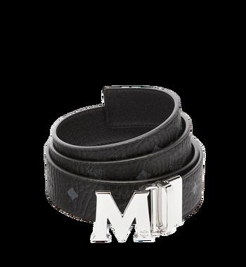MCM 클라우스 리버서블 벨트 MXB6AVI02BK001 AlternateView