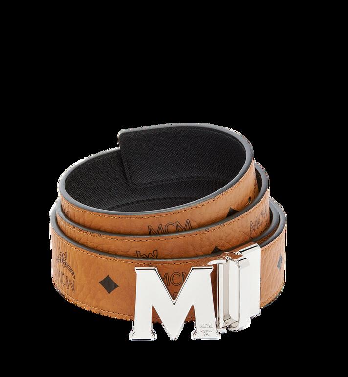MCM 클라우스 리버서블 벨트 MXB6AVI02CO001 AlternateView