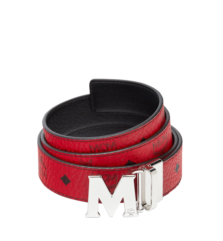 "MCM Claus M Reversible Belt 1.5"" in Visetos MXB6AVI02RU001 AlternateView"