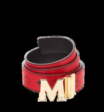 "MCM Claus M Reversible Belt 1.75"" in Visetos AlternateView"