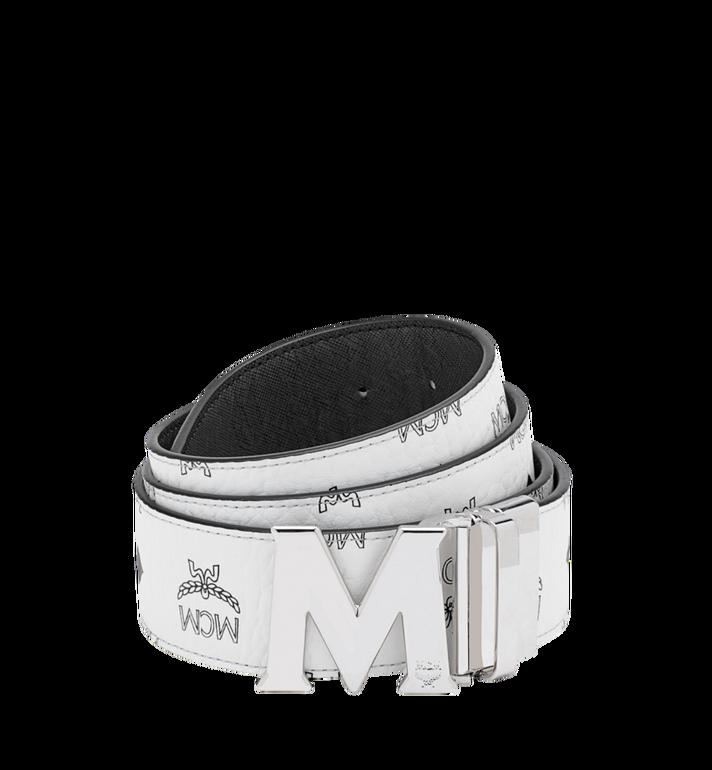 """MCM Claus M Reversible Belt 1.75"""" in Visetos MXB6SVI91WT130 AlternateView"""