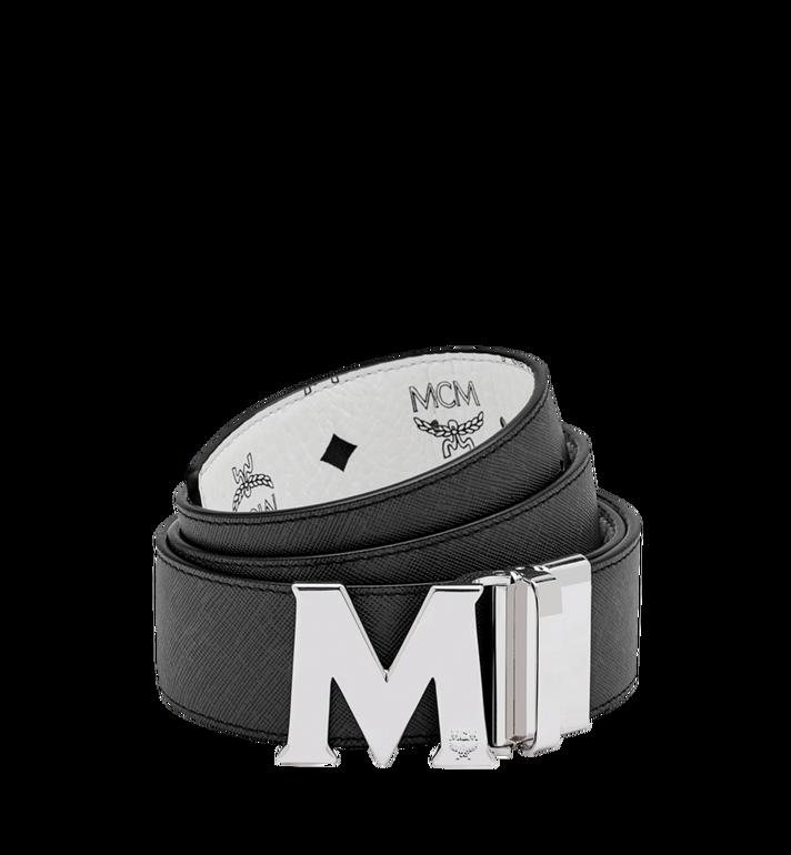"""MCM Claus M Reversible Belt 1.75"""" in Visetos MXB6SVI91WT130 AlternateView2"""