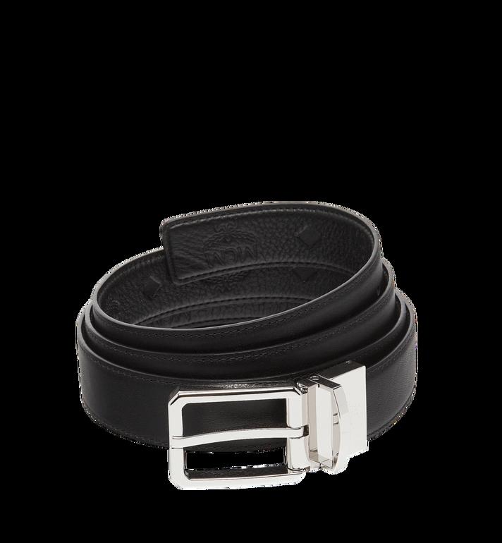 "MCM Reversible Dress Belt 1.2"" in Monogram Leather Alternate View 2"
