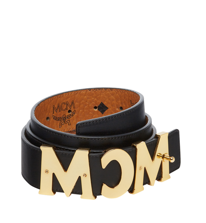 MCM BELT-LETTERMED Alternate View 2