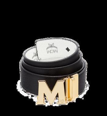 """MCM Claus M Reversible Belt 1.75"""" in Visetos MXB7SVI04WT001 AlternateView2"""