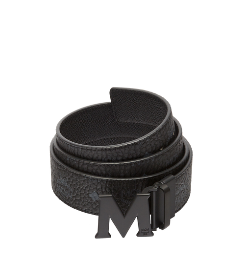 Claus M Reversible Belt 4.5 cm in Visetos