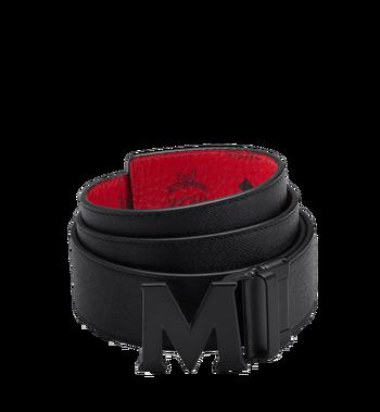 "MCM Claus M Reversible Belt 1.75"" in Visetos AlternateView2"