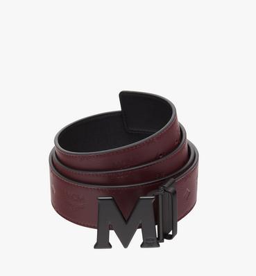 "M Reversible Belt 1.75"" in Monogram Leather"