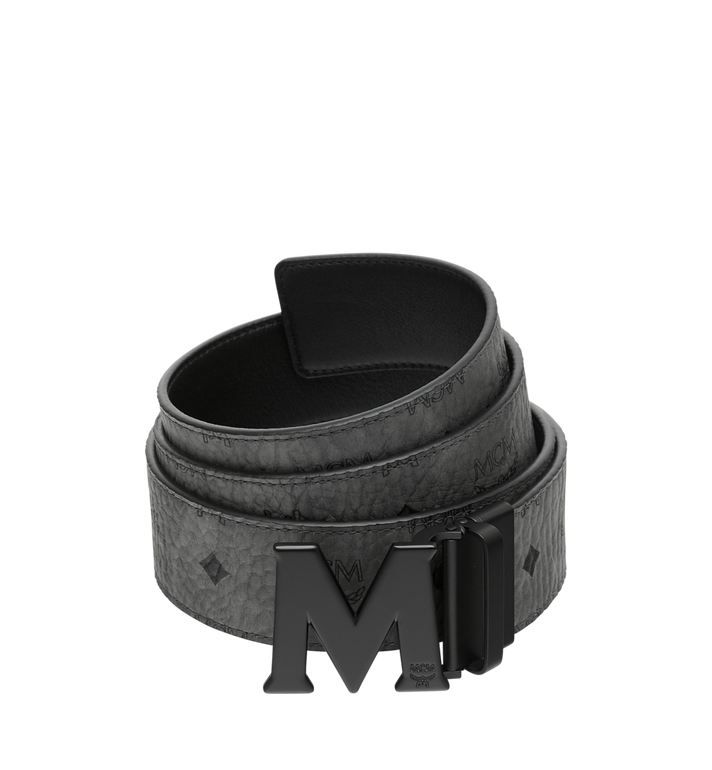 "MCM Claus Reversible Belt 1.75"" in Visetos MXB8AVI10EG001 AlternateView"