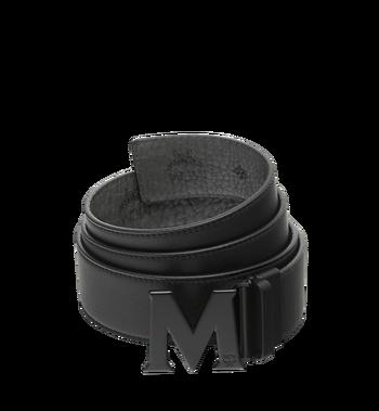 "MCM Claus Reversible Belt 1.75"" in Visetos MXB8AVI10EG001 AlternateView2"