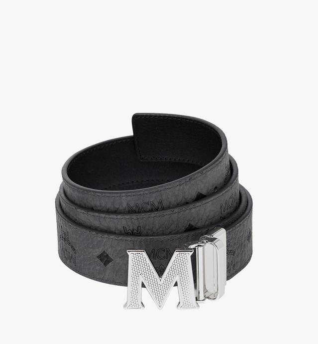 "Claus Textured M Reversible Belt 1.5"" in Visetos"