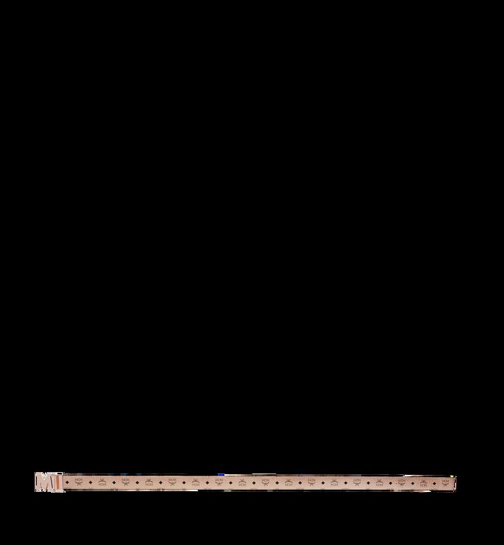"MCM Claus Reversible Belt 1.75"" in Visetos Alternate View 3"