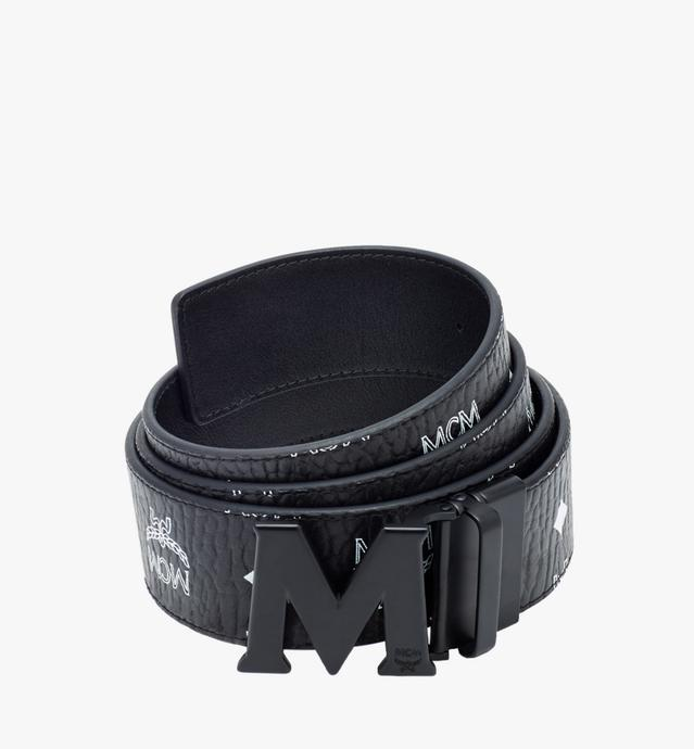 "Flat M Reversible Belt 1.75"" in Visetos"