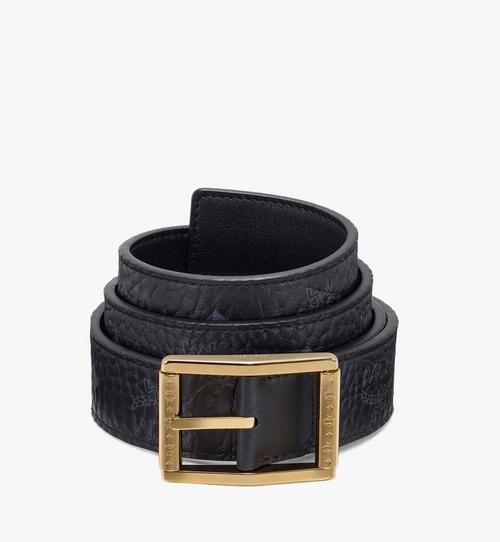 Reversible Belt in Visetos