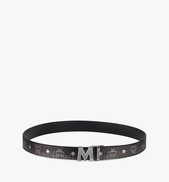 MCM Claus Flat M Reversible Logo Belt Alternate View 3