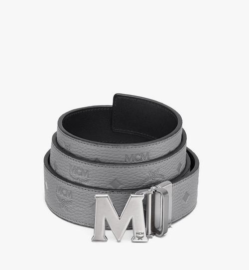 "Claus M Reversible Belt 1"" in Monogram Leather"