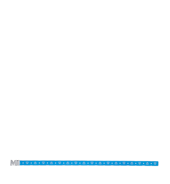"MCM M Reversible Belt 1.75"" in White Logo Visetos MXB9SVI03HI001 AlternateView3"