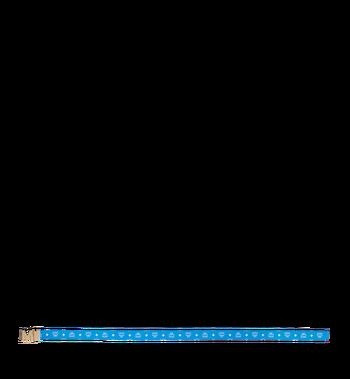 "MCM M Reversible Belt 1.75"" in White Logo Visetos MXB9SVI04HI001 AlternateView3"