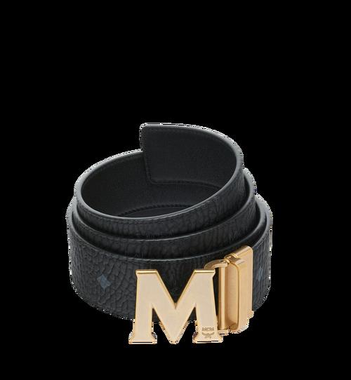 Antique M Reversible Belt 4.5 cm in Visetos