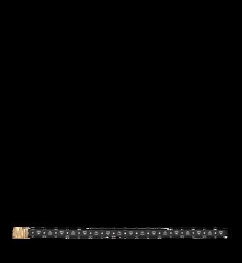 "MCM Antique M Reversible Belt 1.75"" in White Logo Visetos MXB9SVI11BV001 AlternateView3"