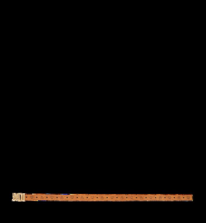 """MCM Antique M Reversible Belt 1.75"""" in Visetos AlternateView3"""