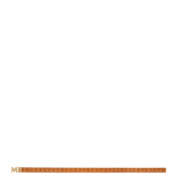"""MCM Antique M Reversible Belt 1.75"""" in Visetos MXB9SVI11CO001 AlternateView3"""