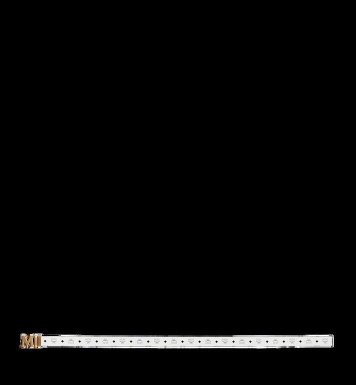 """MCM Antique M Reversible Belt 1.75"""" in Visetos MXB9SVI11WT001 AlternateView3"""