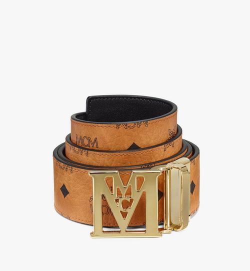"Mena M Reversible Belt 1.75"" in Visetos"