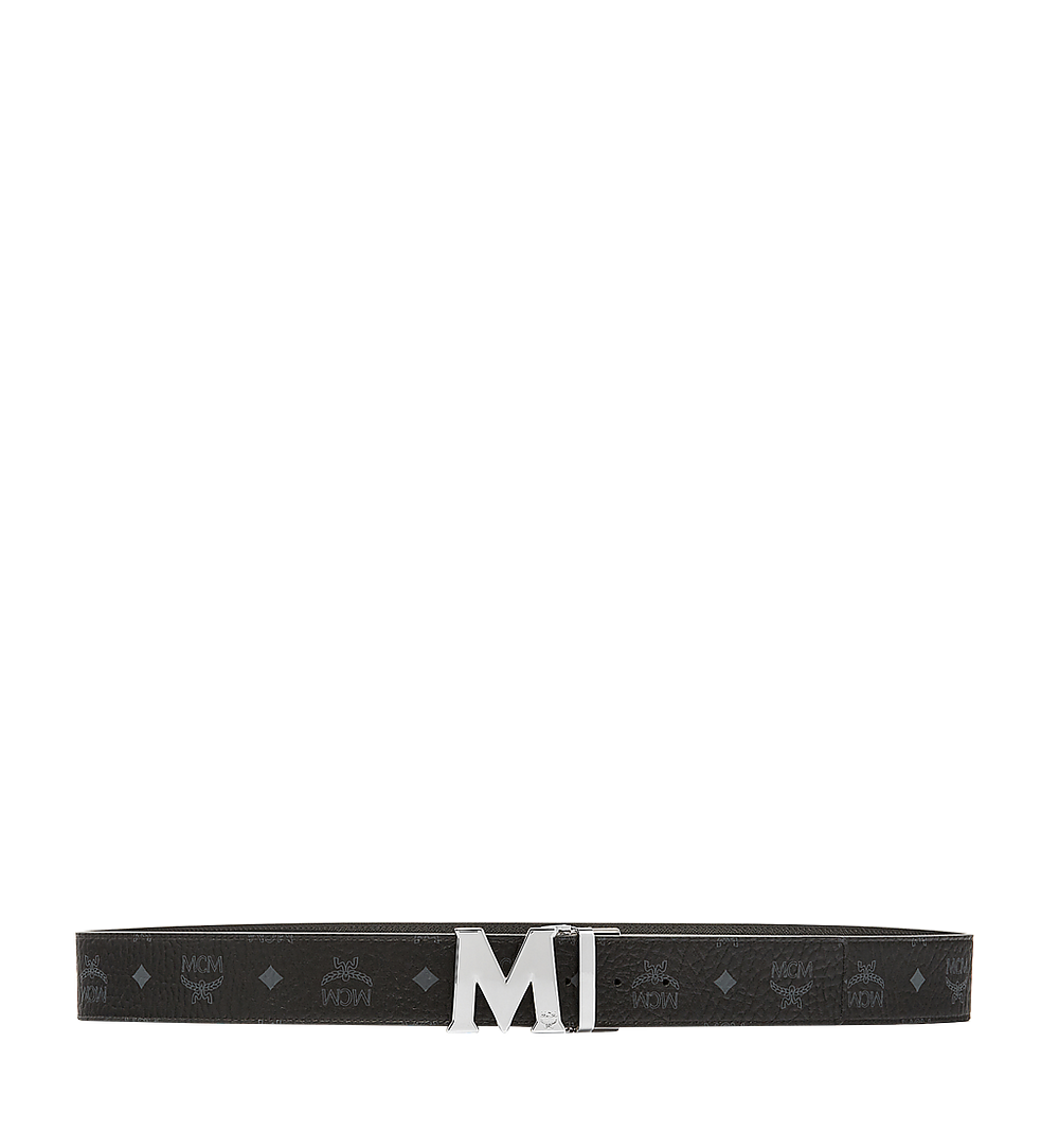 MCM Ceinture amovible Claus M 4,5cm en Visetos Cognac MXBAAVI01BK001 Plus de photos 2