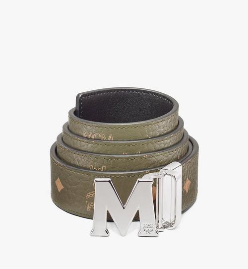 "Claus M Reversible Belt 1.5"" in Visetos"