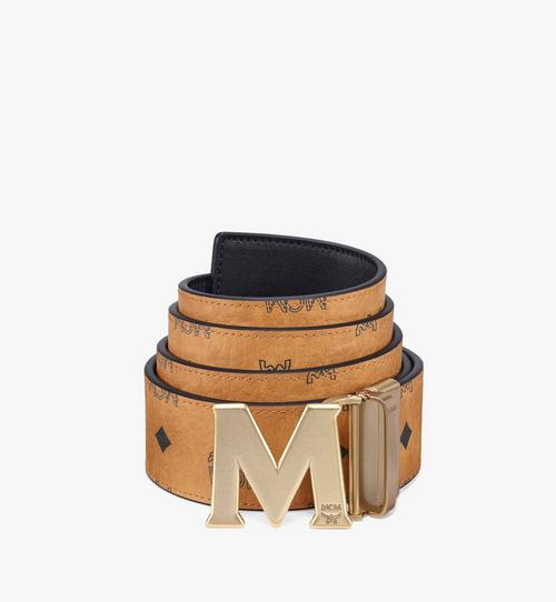 "Claus Antique M Reversible Belt 1.75"" in Visetos"