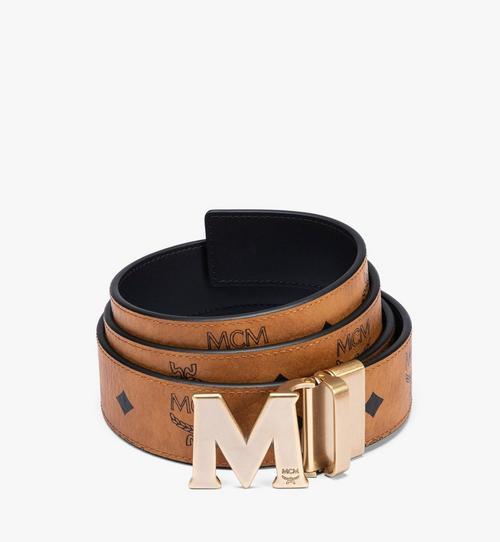 Claus Antique M Reversible Belt 3.8 cm in Visetos