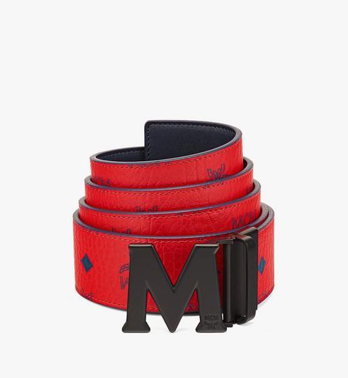 """Claus Matte M Reversible Belt 1.75"""" in Visetos"""