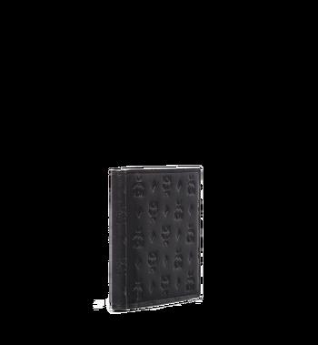 MCM Sigmund Money Clip in Monogram Leather MXC6SIE17BK001 AlternateView2