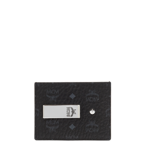 ヴィセトス オリジナル マネークリップ付き カードケース