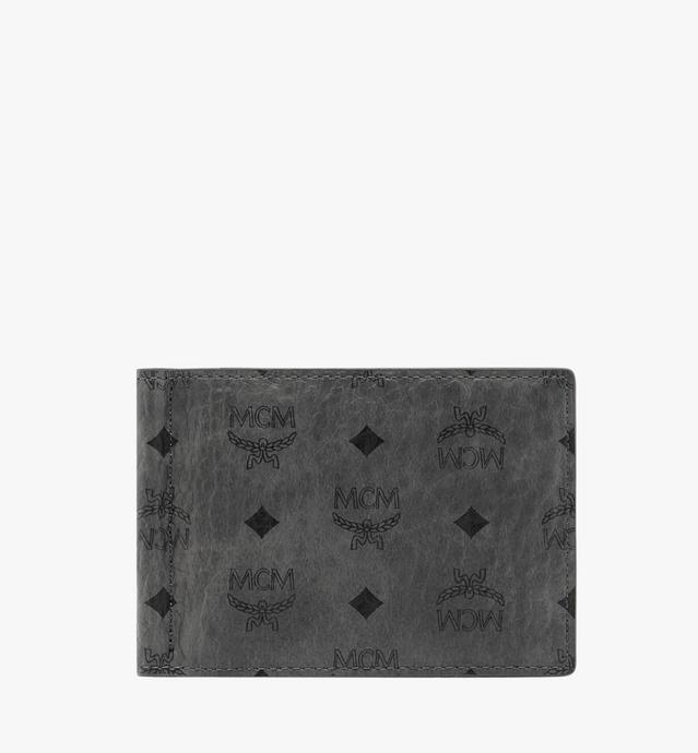 Money Clip Wallet in Visetos Original