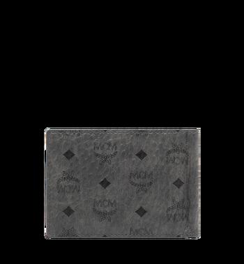 MCM Money Clip Wallet in Visetos Original MXC8AVI67EP001 AlternateView3