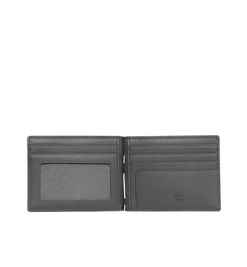 MCM Money Clip Wallet in Visetos Original MXC8AVI67EP001 AlternateView4