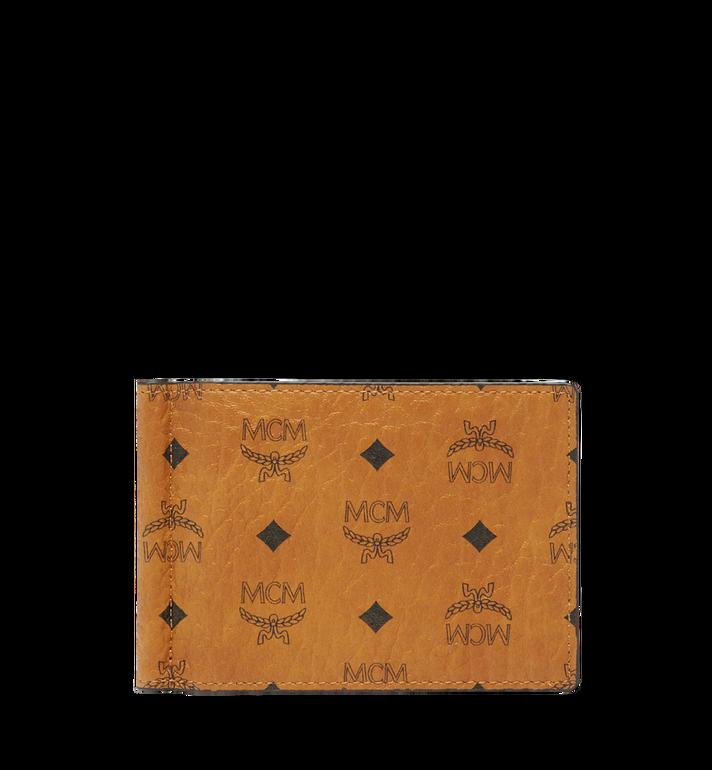 MCM 비세토스 오리지널 머니클립 반지갑 MXC8SVI67CO001 AlternateView